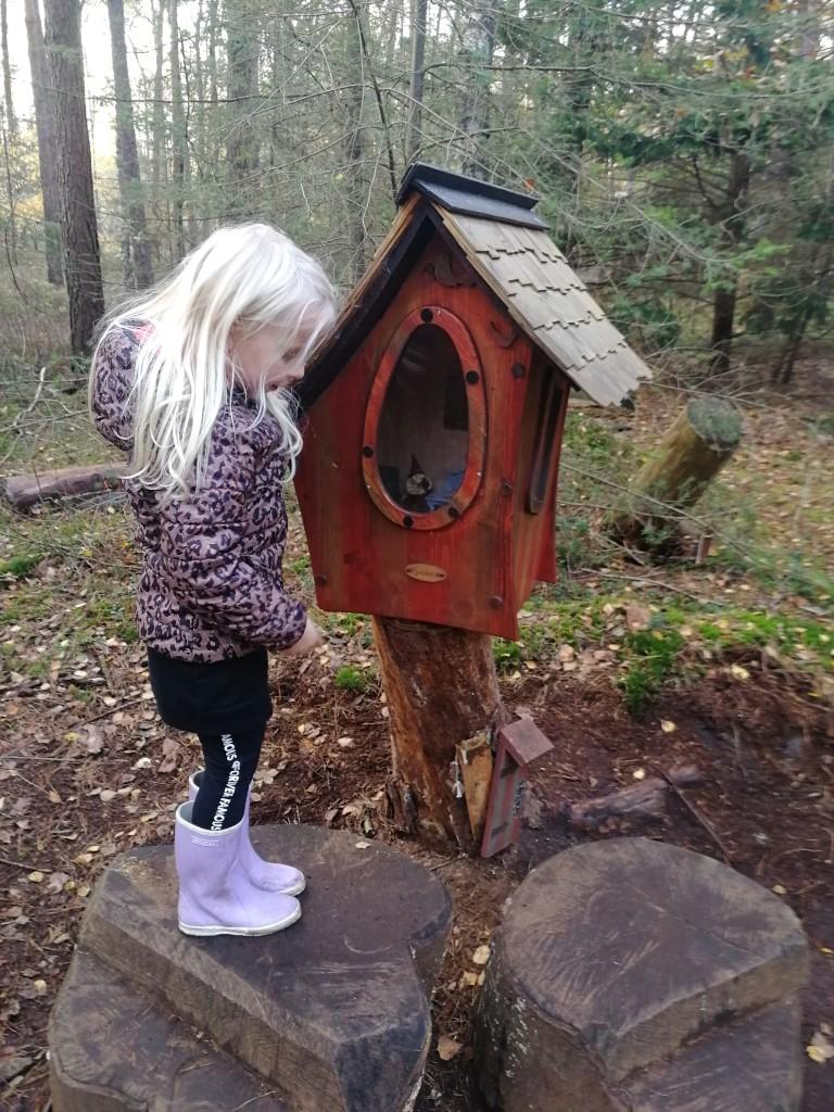Kabouterbos Sallandse Heuvelrug Nijverdal Twente Overijssel met kinderen
